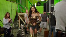 Justice League : Extraits de tournage dévoilés par Zack Snyder