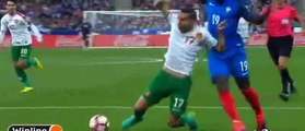France 4-1 Bulgaria - All goals and Highlights - 07.10.2016