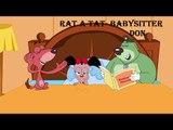 Rat A Tat | 'Babysitter Don' | Chotoonz Kids Funny Cartoons