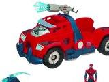 jouets et figurines de spiderman, jouets pour les enfants