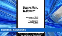 PDF] Sample Size Calculations in Clinical Research, Second