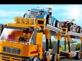 LEGO City Camión de transporte de coches, Camion juguete transportador de vehículos