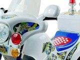 Moto de Police jouet à enfourcher, Motos Jouets Pour Les Enfants