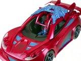 Spiderman voitures de course, jouets pour enfants, jouets spiderman