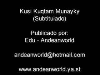 Kusi Kuqtam Munayky (Subtitulado) - Alborada