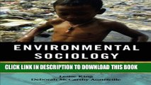 [PDF] Environmental Sociology: From Analysis to Action Popular Collection