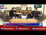Mustafa Kamal discuss Pakistan  issues   Khara Such 07 October 2016 - Channel 24 News