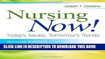 [PDF] Nursing Now!: Today s Issues, Tomorrows Trends Full Online[PDF] Nursing Now!: Today s