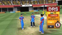 Successful DRS #1 : World Cricket Championship2 Gameplay