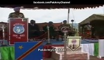 Indian Army Chief Saluting Pakistan Army Soldiers