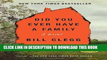[PDF] Did You Ever Have a Family Popular Online