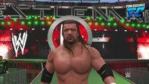 WWE 2K17 NEW TRIPLE H ENTRANCE