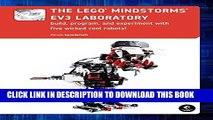 PDF Download] The LEGO MINDSTORMS EV3 Laboratory: Build