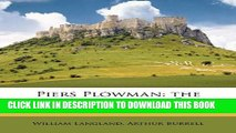 Collection Book Piers Plowman: the vision of a peoples Christ