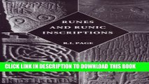 [PDF] Runes and Runic Inscriptions Full Colection