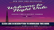 Collection Book Welcome to Night Vale: A Novel