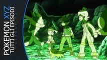Pokémon serie XYZ | Episodio 9 - Incontro alla Grotta Climax! - HD ITA