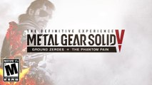 Metal Gear Solid V: The Phantom Pain - Teaser trailer - MGS V: The Definitive Experience