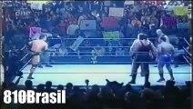 WWE SmackDown 2001 - Stone Cold,The Undertaker And The Rock Vs Kane,Kurt Angle And Rikishi