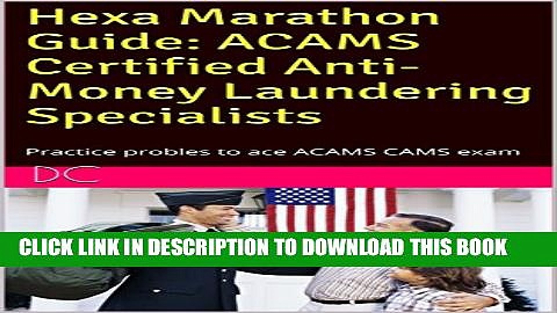 [PDF] Hexa Marathon Guide: ACAMS Certified Anti-Money Laundering  Specialists: Practice probles to