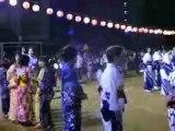 2002盆踊り大会・今津小学校