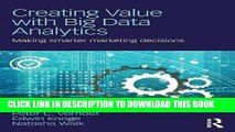 PDF] Creating Value with Big Data Analytics: Making Smarter