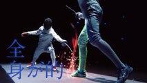 Mouvements d'escrimeurs mis en lumière pour comprendre ! Combat d'épée et Fleuret