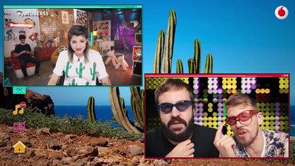 4ªT yuTUBERS 5: Angy entrevista a @CarlosAuryn