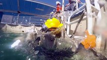 Underwater Welding commercial diving - video dailymotion