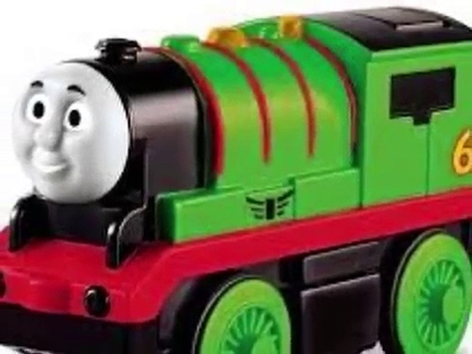 Thomas And Friends Wooden Railway Battery Operated Engine Percy Train Toy For Kids