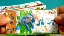 Shrek Kinder Surprise Box of Eggs by ToyCollector Dreamworks Shrek Forever After Huevos Sorpresa
