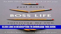 [PDF] Boss Life: Surviving My Own Small Business Full Colection