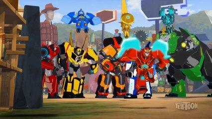Transformers: Robots in Disguise - S02E18 - Mini-Con Madness
