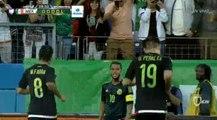 Giovani dos Santos penalty Golazo Goal - Mexico 1-0 New Zealand - (08/10/2016)