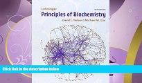 Popular Book Lehninger Principles of Biochemistry
