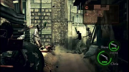 Horrorthon 2016 Montage #1 (Resident Evil 5)