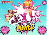 Baby Barbie Princess Strength - Barbi games - Games new,
