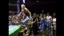 R N R Express/Dick Murdoch vs Ole and Arn Anderson/Tully Blanchard (NWA 1985)