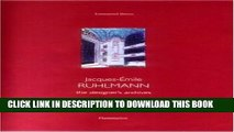 [PDF] Jacques-Emile Ruhlmann: The Designer s Archives Full Collection
