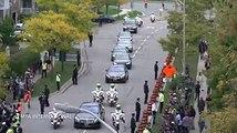 Canada Jalsa Salana Ahmadiyya muslim world wide head a warm welcomed by the people