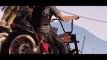 Grand Theft Auto V - GTA Online : Motos, Boulots, Bobos