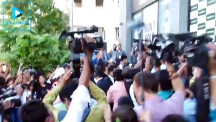 Ranveer Singh  With fans  At Lanuch Of Jack Jones  Association Don't Hold Back