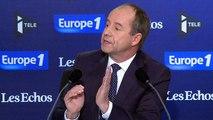 """Jean-Jacques Urvoas : """"Je propose de faire un livre blanc"""" sur la situation des prisons"""