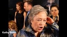 Kathy Bates at 2016 Golden Heart Awards honoring Chuck Lorre