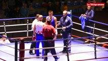 Boxe française. Championnats d'Europe : Berrou, champion !