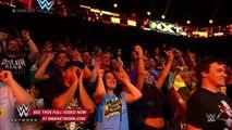 Sasha Banks confronts NXT Women's Champion Bayley: WWE NXT, September 16, 2015