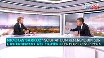 Nicolas Sarkozy : Jean-Jacques Urvoas et Jean-François Copé démontent ses propositions de referendums