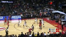 New Orleans Pelicans vs Houston Rockets
