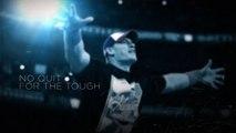 Tonight: WWE World Champion AJ Styles battles John Cena and Dean Ambrose at WWE No Mercy
