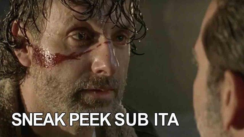 """The Walking Dead 7x01 Sneak Peek """"Signs"""" - SUB ITA"""